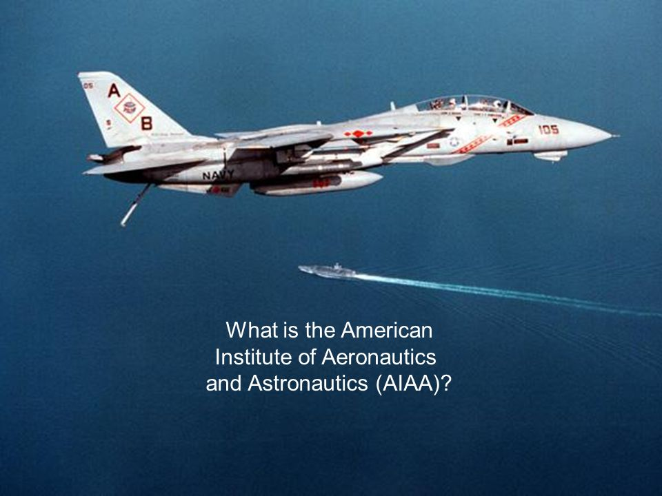 What is the American Institute of Aeronautics and Astronautics (AIAA)