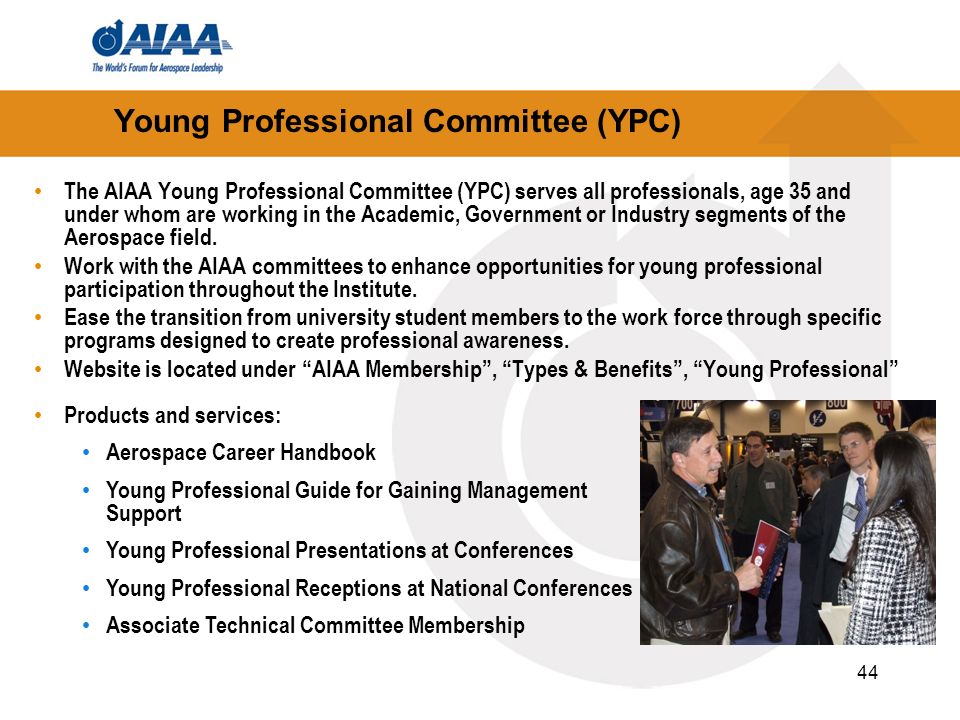 Young Professional Committee (YPC)