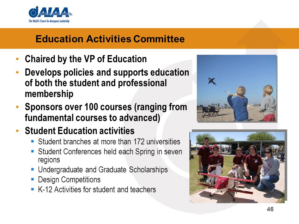 Education Activities Committee