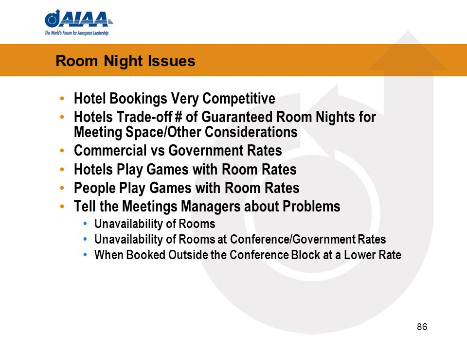 Hotel Bookings Very Competitive