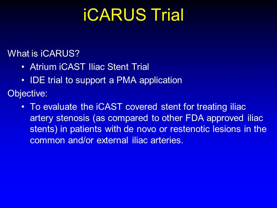 Is There Still a Controversy About Stent Type for TASC C&D ...