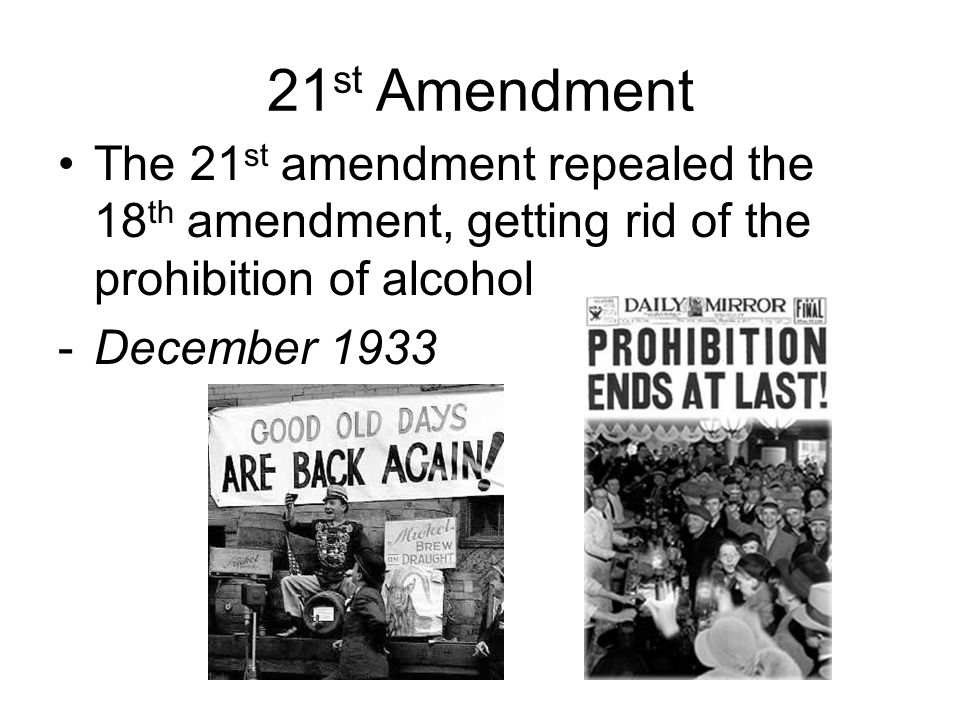 an analysis of alcohol prohibition The prohibition movement occurred during the era of progressive reform prohibition dbq alcohol and saloons were very closely related.