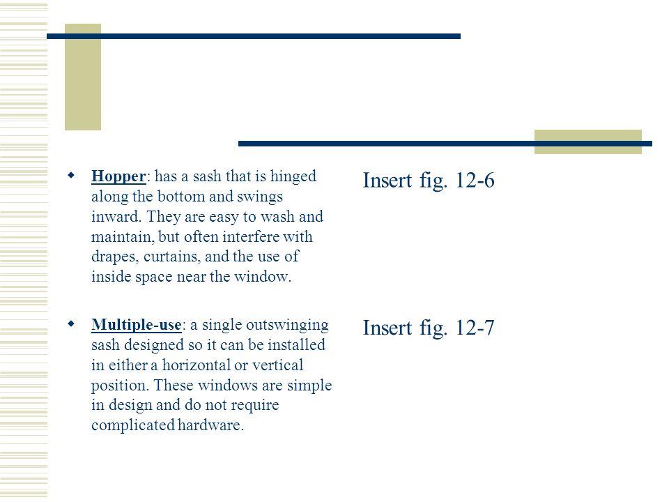 Insert fig. 12-6 Insert fig. 12-7