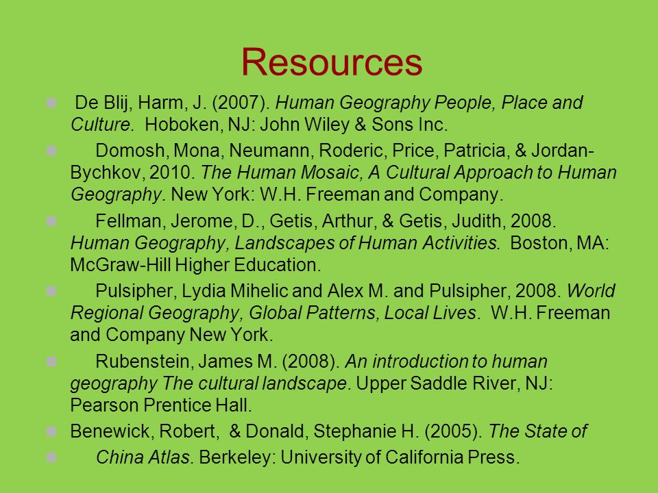 "an introduction to the geography and culture of new york Mcgraw hill education new york 2013 o ""introduction to geography  new york 2011 o ""geography  with the definition of what is culture,."