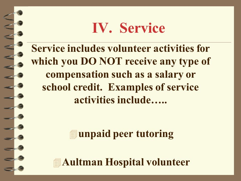 Aultman Hospital volunteer
