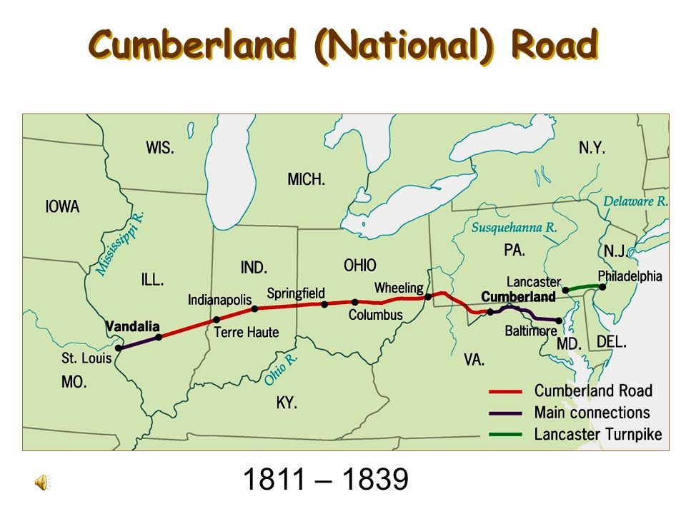 Cumberland (National) Road