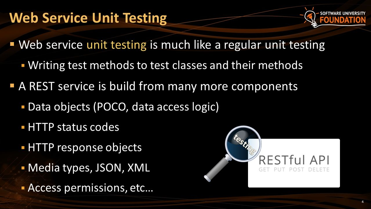 Web writing services security testing ppt