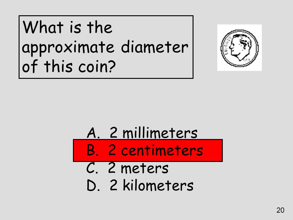 What is the approximate diameter of this coin 2 millimeters