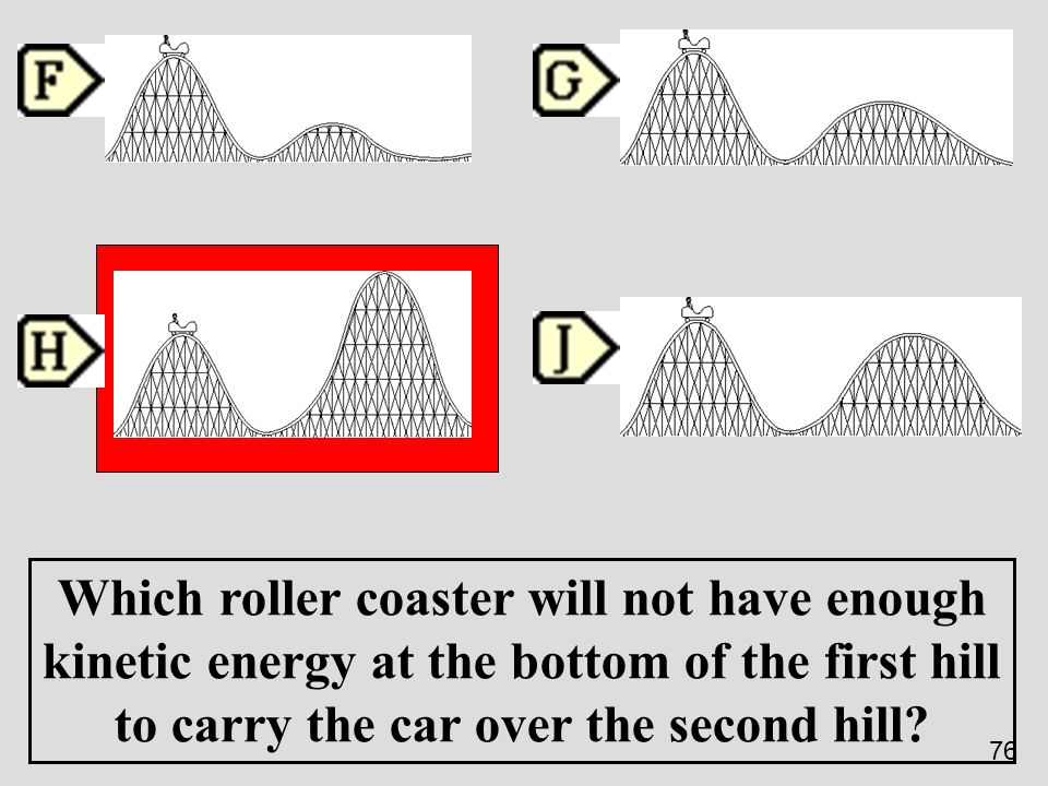 Which roller coaster will not have enough