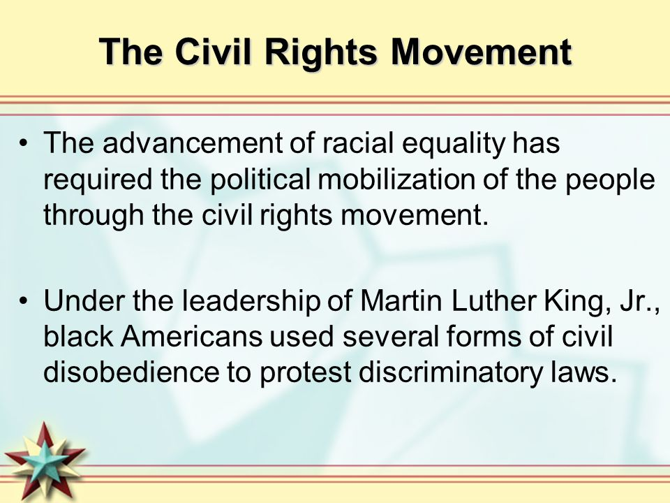 martin luther king and civil disobedience American civil disobedience in the theory and practice of martin luther king, is mainly—but not perfectly—in accord with those founding principles.