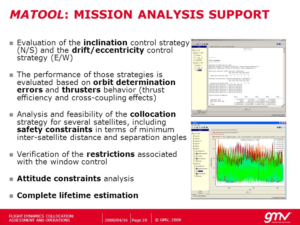 MATOOL: MISSION ANALYSIS SUPPORT