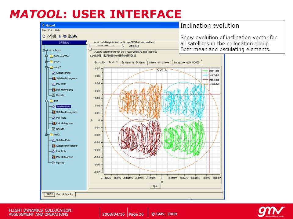 MATOOL: USER INTERFACE