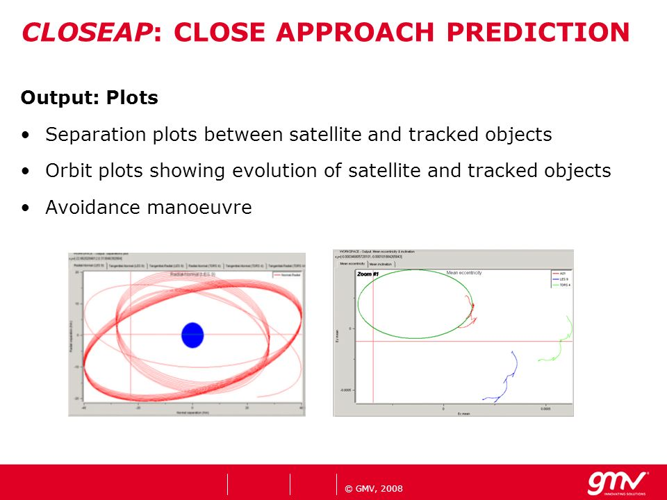 CLOSEAP: CLOSE APPROACH PREDICTION