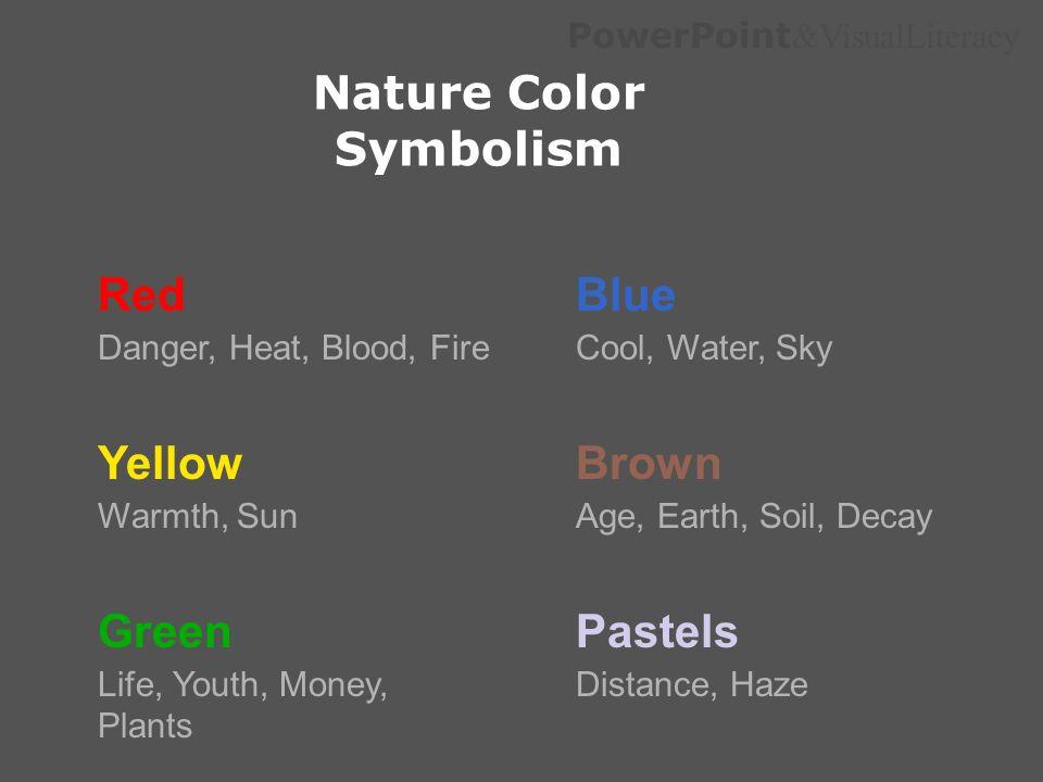 Nature Color Symbolism
