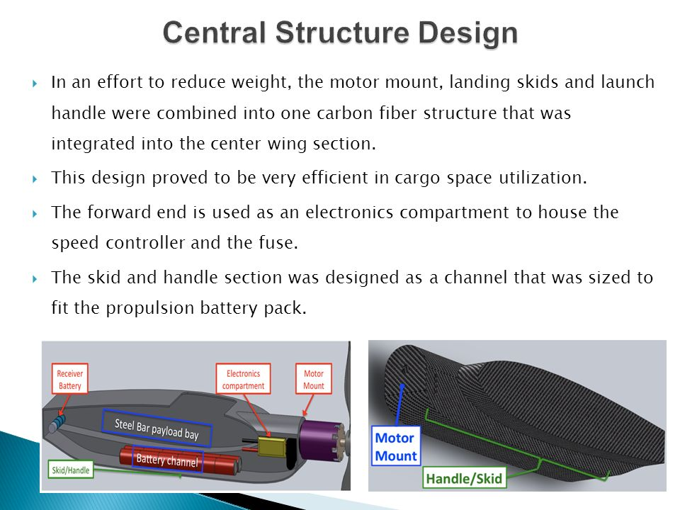 Central Structure Design