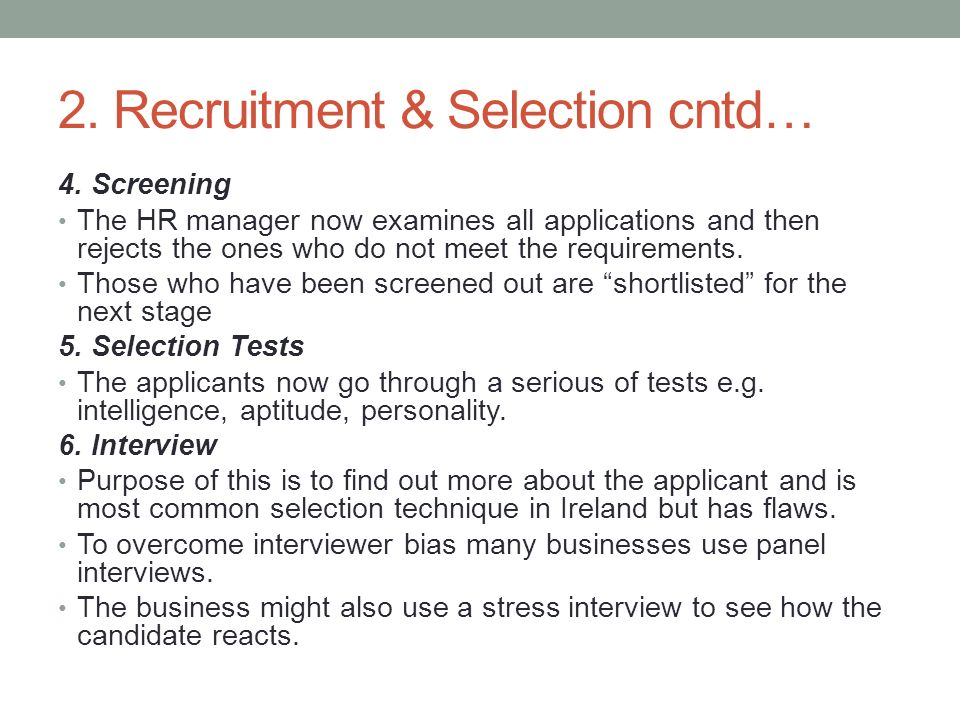 recruitment and selection ireland Why list with us post your job on the largest network in the hockey community to fill your next hockey vacancy with someone with the right skills.