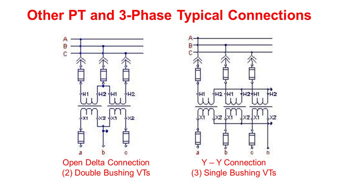 open delta connection diagram   29 wiring diagram images