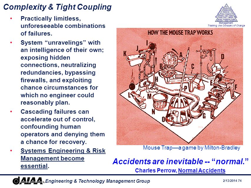 Complexity & Tight Coupling