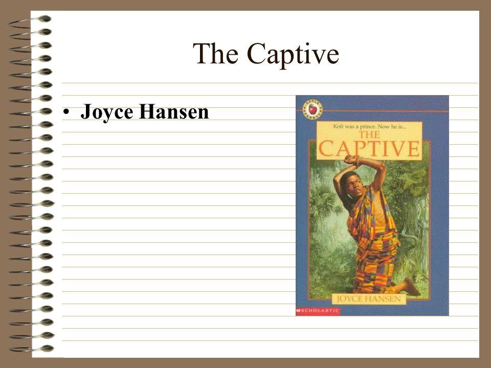 The Captive Joyce Hansen