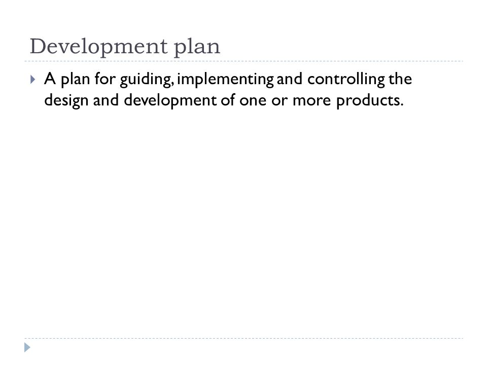 implementing a more developmental plan 21062011 few people really know what it takes to create and implement a solid professional development plan  the more it becomes just a guess.