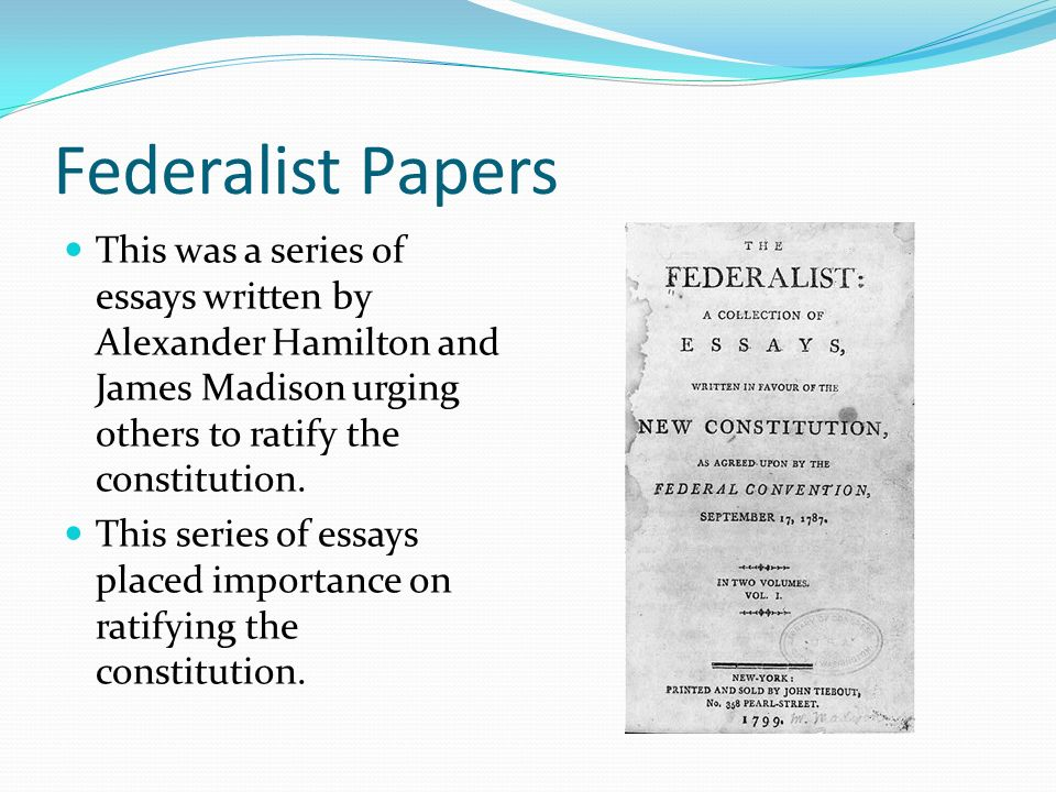 james madison essay on property Document library: select a document chapter 2 property rights federalist no 10 james madison 1788 the right to property is rooted in the right we have to the free.