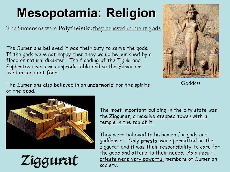 Why did ancient civili...