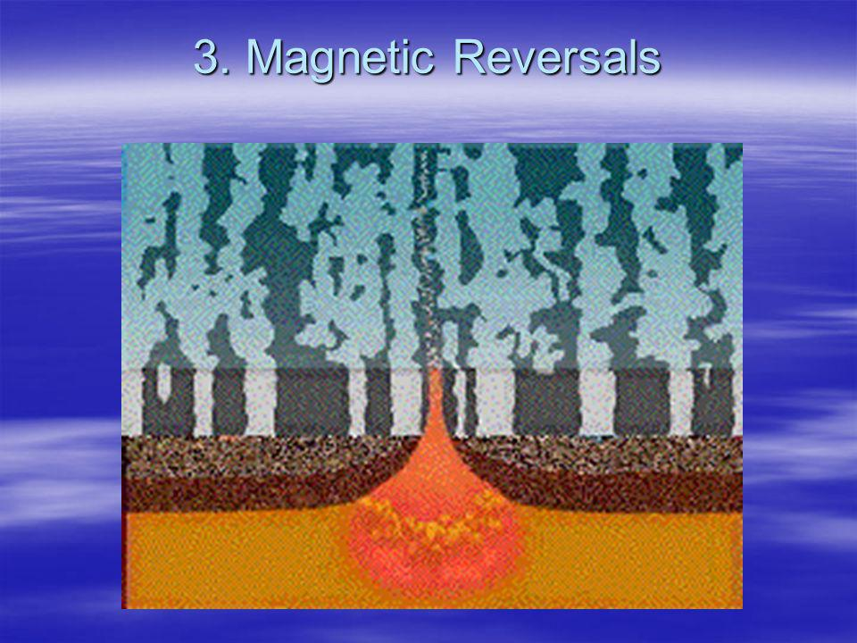 3. Magnetic Reversals