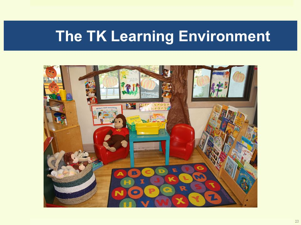 The TK Learning Environment