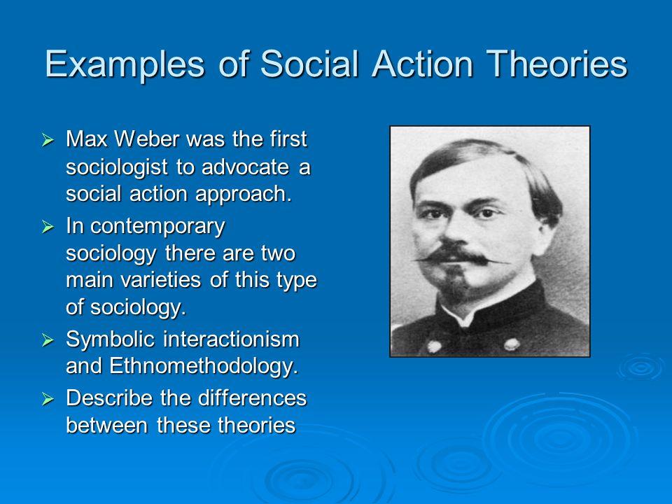 Max Weber And Symbolic Interactionism Free Essays Mandegarfo
