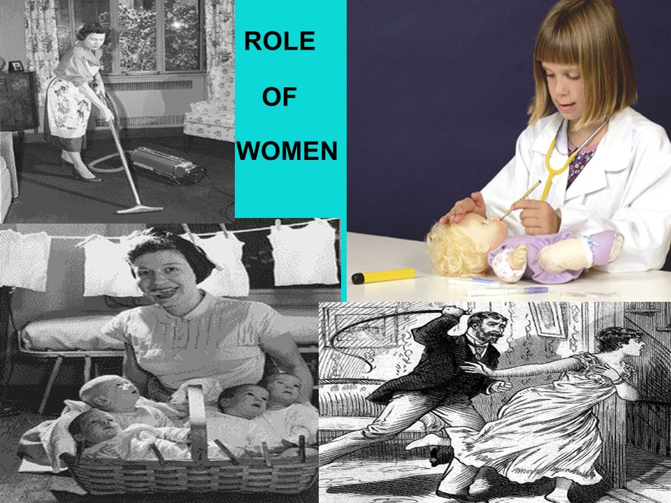 ROLE OF WOMEN