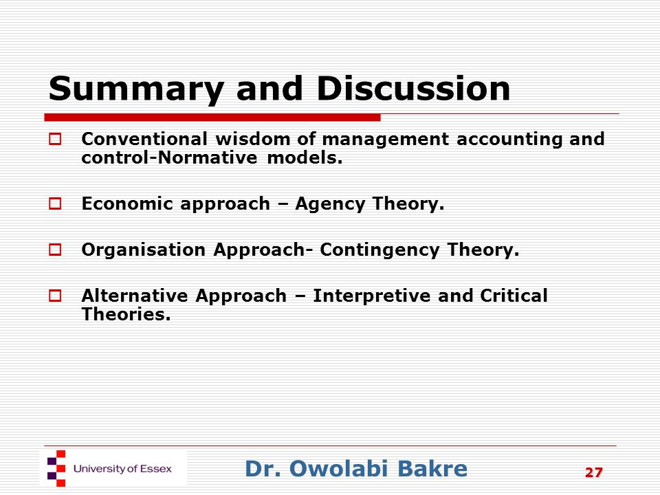 agency theory accounting practices Prediction of accounting practice means that the theory predicts unobserved  phenomena p 1986 (watts & zimmerman 4/3/2013  positive accounting theory .