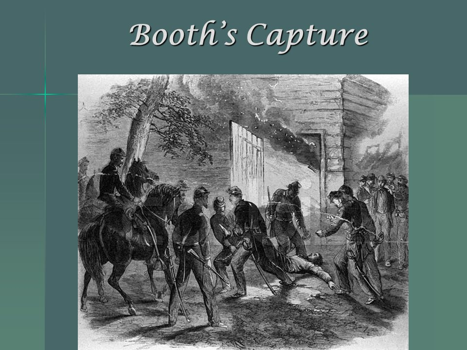 Booth's Capture