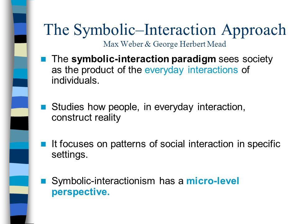 George Herbert Mead Symbolic Interactionism 22995 Trendnet
