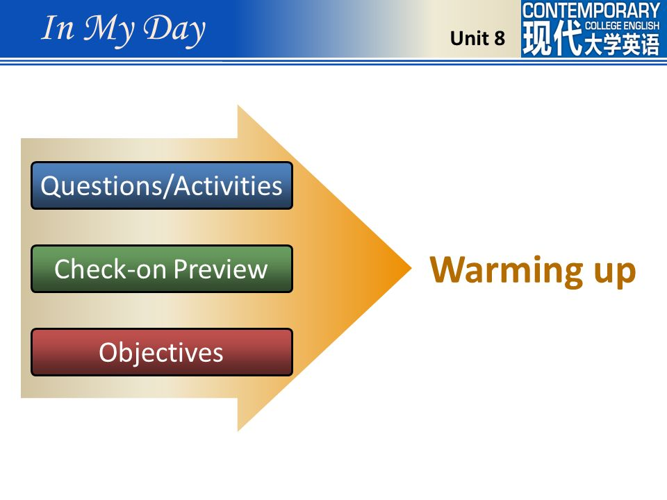 in my day russell baker ppt video online  3 questions activities