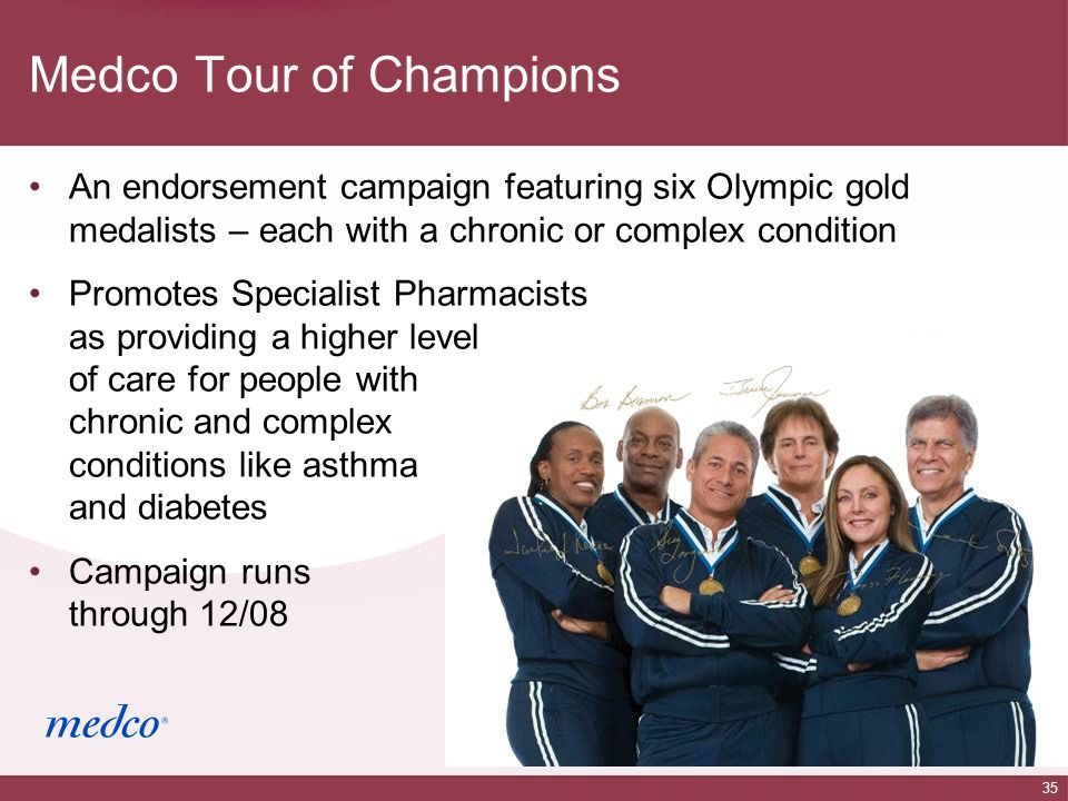 Medco Tour of Champions