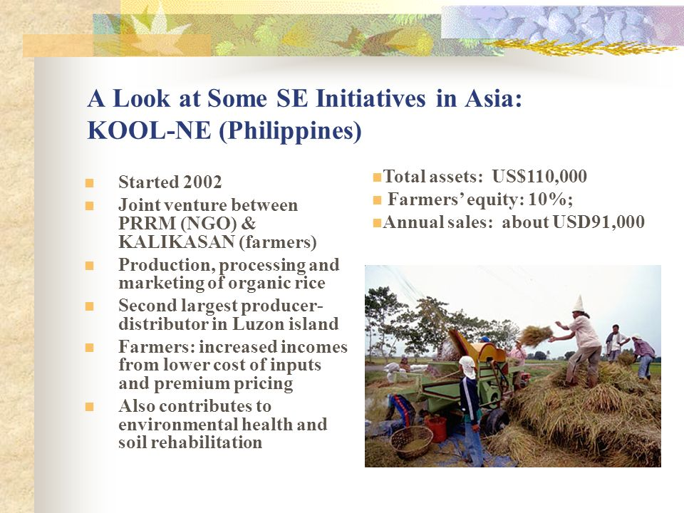 A Look at Some SE Initiatives in Asia: KOOL-NE (Philippines)