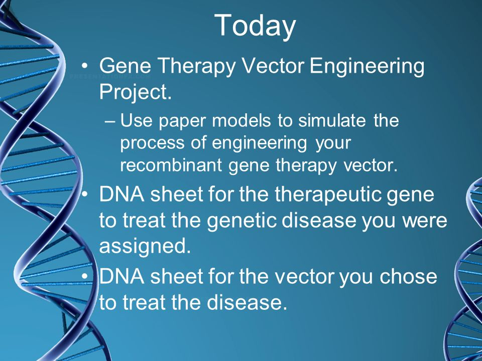 Genetic Disorder Research Paper