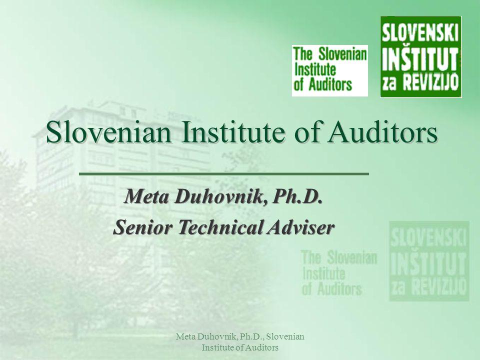 Senior Technical Adviser