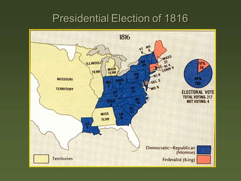 """historians have traditionally labeled the period after the war of 1812 as the era of good feelings d Essential question: how did the era of good feelings challenge and extend   historians have traditionally labeled the period after the war of 1812 the """"era of."""