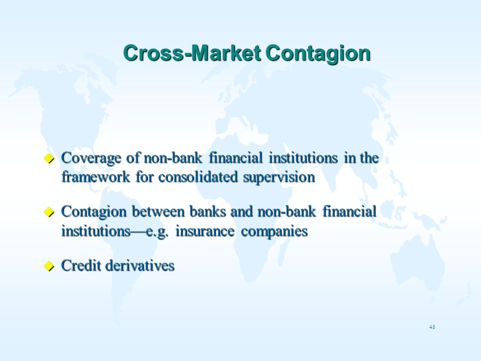Cross-Market Contagion