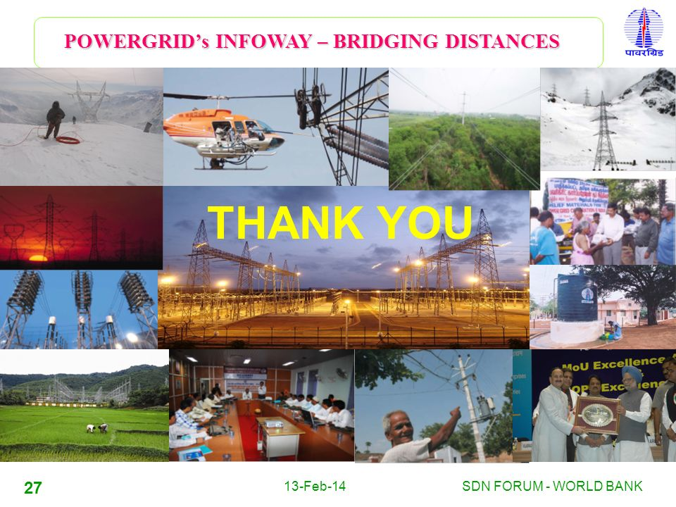 POWERGRID's INFOWAY – BRIDGING DISTANCES