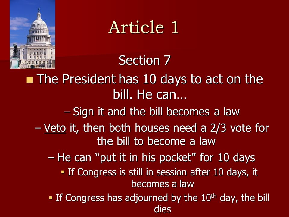 what is article 1 section 8 clause 18 called
