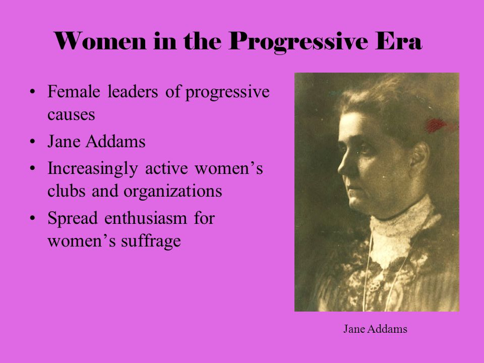 an analysis of jane addams role in the educational reform of chicago Jane addams was the director of the hull house, a settlement house in chicago addams was best known for her inclination to learn and eagerness to profit from whatever others were willing to teach her.