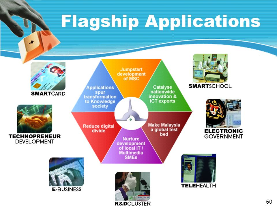 Flagship Applications
