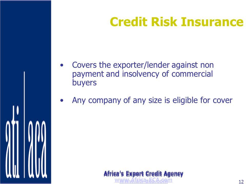 Africa's Export Credit Agency