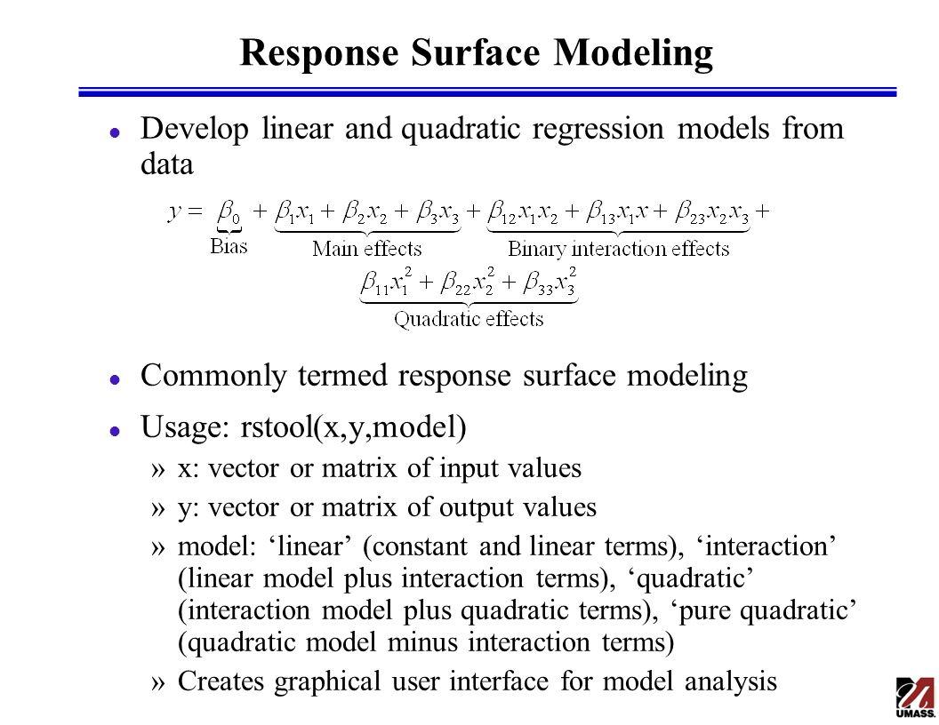 linear probability model