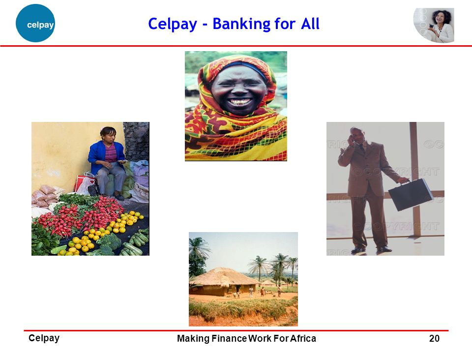 Celpay - Banking for All