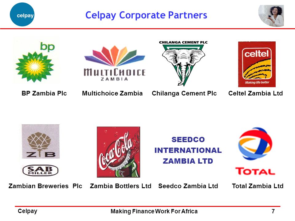 Celpay Corporate Partners