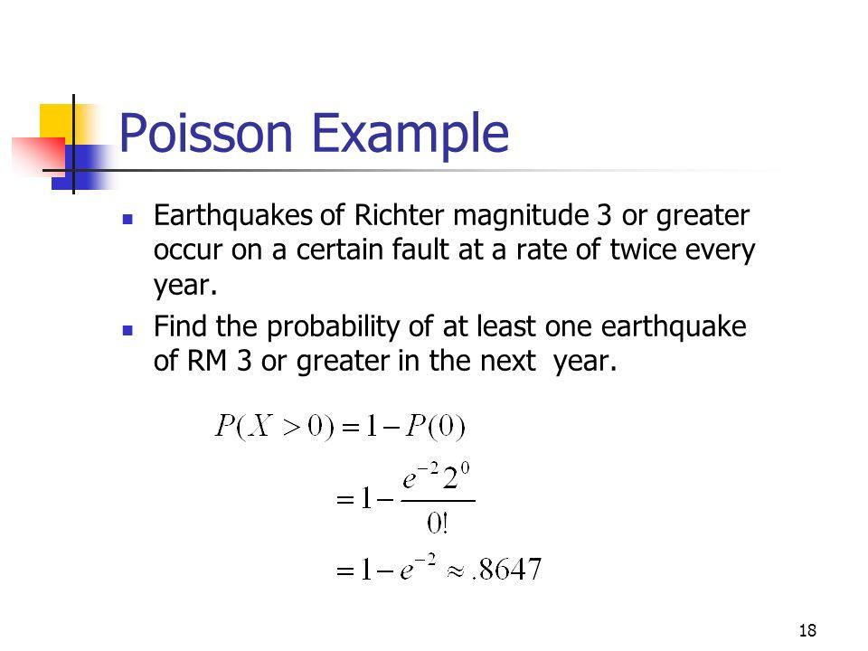 Discrete random variables ppt download for Poisson coil