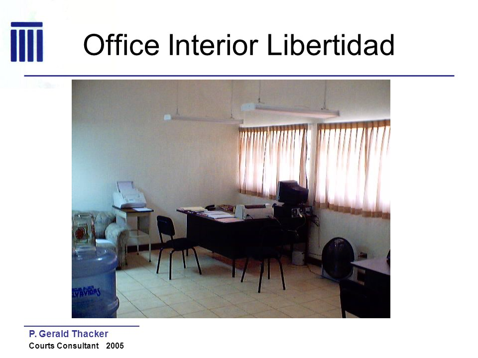 Office Interior Libertidad